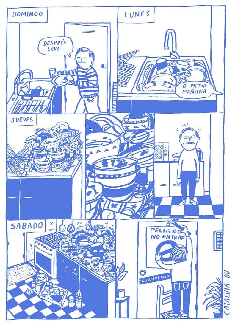 Imagen de Diario de un solo, el cómic para chavos deprimidos 35
