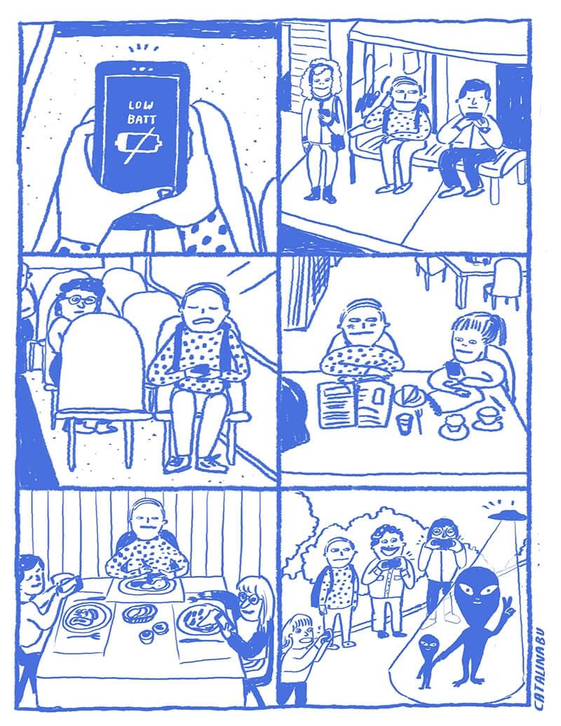 Imagen de Diario de un solo, el cómic para chavos deprimidos 19