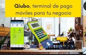 Imagen de Qiubo, terminal de pago móviles para tu negocio 41