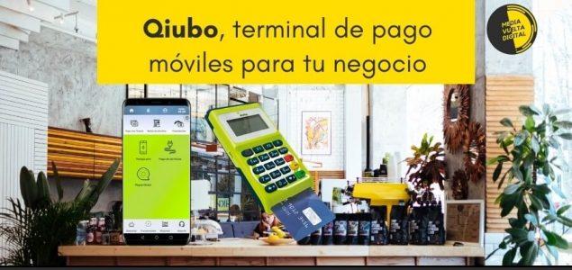 Imagen de Qiubo, terminal de pago móviles para tu negocio 10