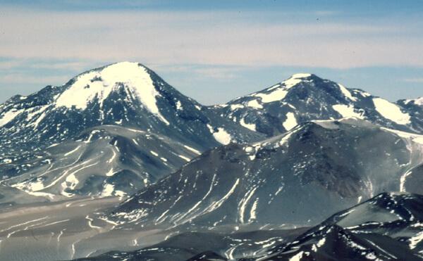 Imagen de ¿Dónde se encuentran los volcanes más altos del mundo? 12