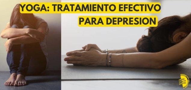 yoga como tratamiento para depresion